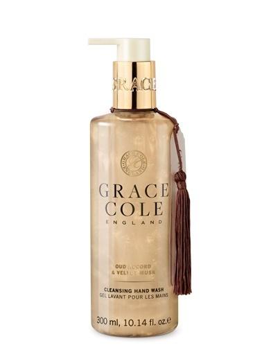 Grace Cole Oud Accord & Velvet Musk Sıvı El Sabunu 300 Ml Renksiz